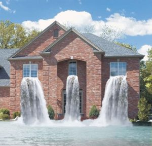 flooded house picture